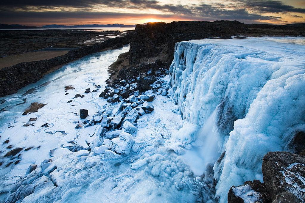 Oxararfoss - Arctic Exposure