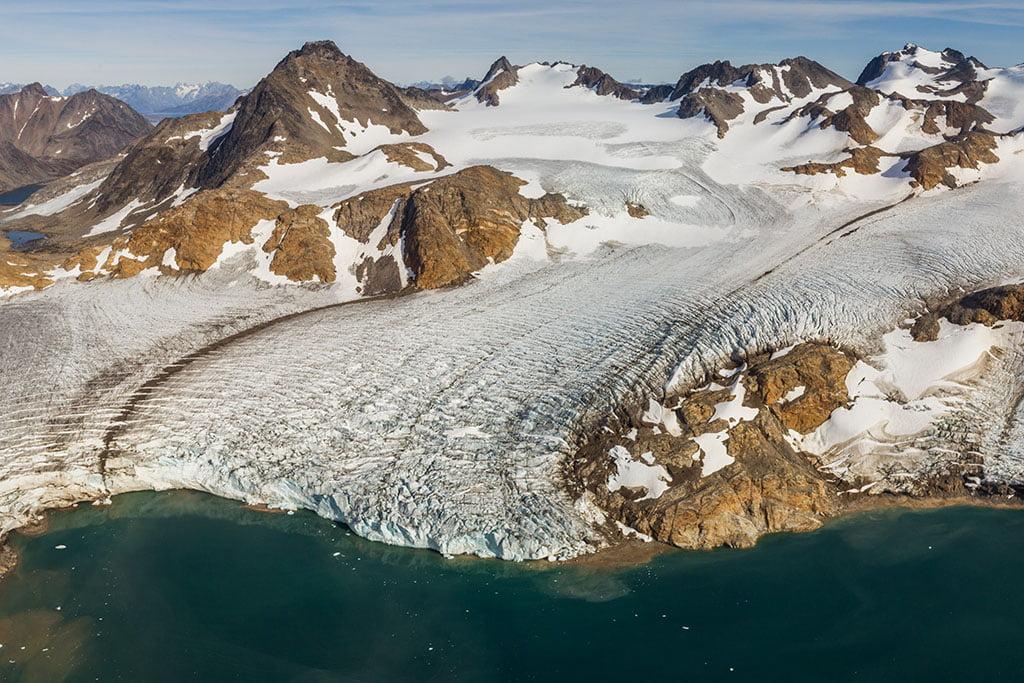 Glacier - Arctic Exposure
