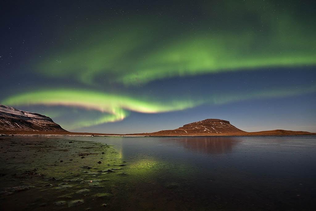 Aurora - Arctic Exposure