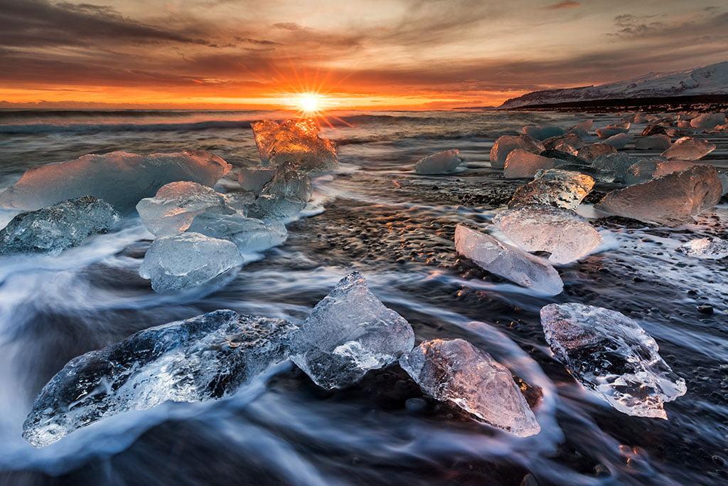 Diamond Beach - Arctic Exposure