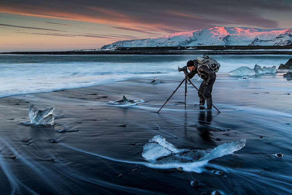 Glacier lagoon - Arctic Exposure