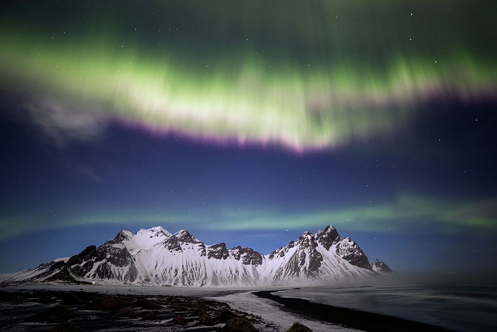 Stokksnes Aurora - Arctic Exposure