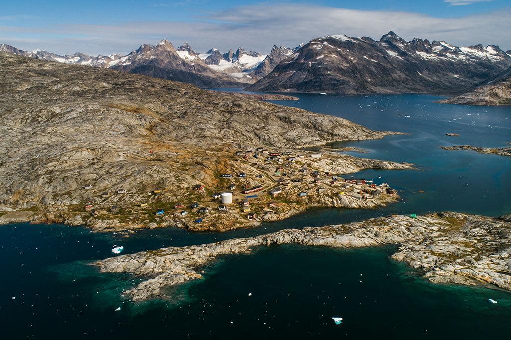 Village - Arctic Exposure