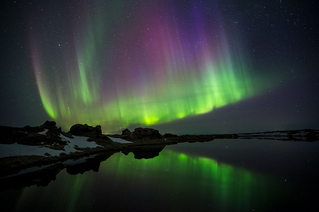 Aurora at Myvatn - Arctic Exposure