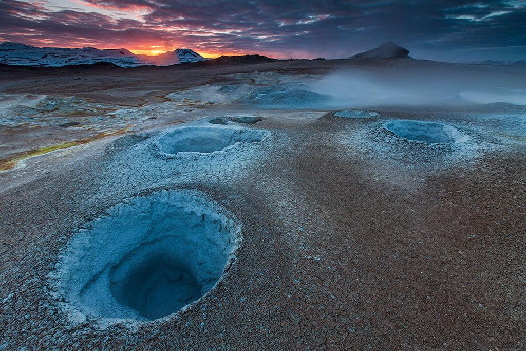 Myvatn Geothermal - Arctic Exposure