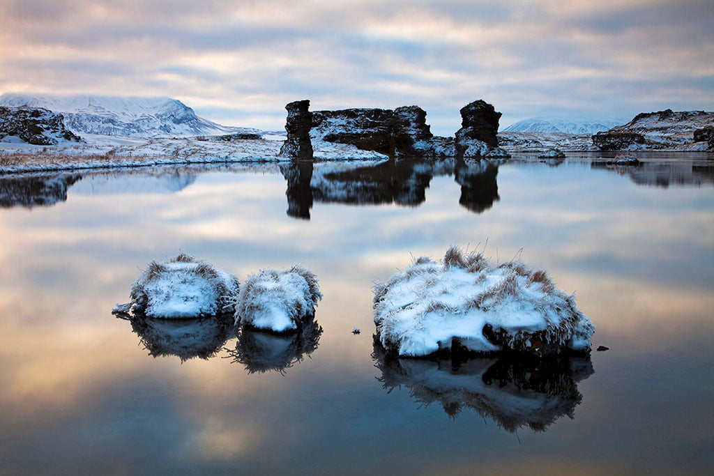 Lake Myvatn - Arctic Exposure