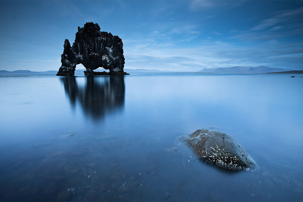 Hvitserkur - Arctic Exposure